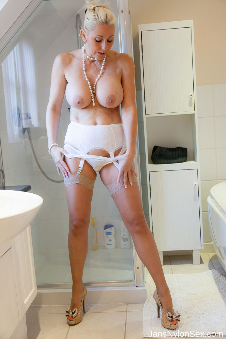 Top milf shower